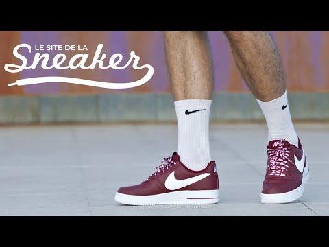 On-feet Look: Nike Air Force 1 Low NBA Pack