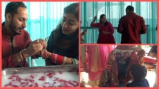Indian Wedding Games For Bride And Groom || Post Wedding Rituals