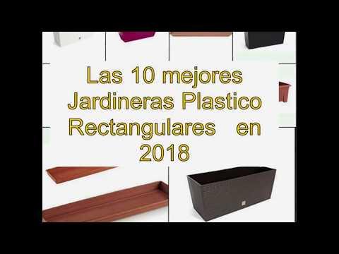 Las 10 mejores Jardineras Plastico Rectangulares   en 2018