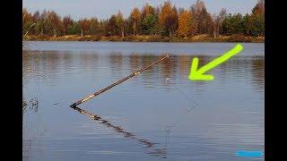 Рыболовная снасть для ловли щук перемет