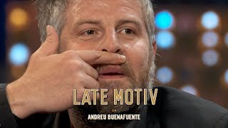 LATE MOTIV - Raúl Cimas. Experto En Bocas   #LateMotiv560