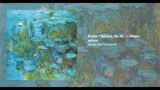 Etudes Tableaux, Op. 39