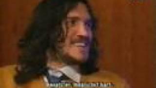 Interview John Frusciante Pt.1 (2002)