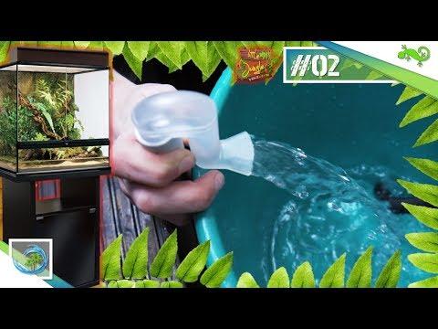🌴BELEUCHTUNG & PUMPE für ein TROPEN Terrarium|LittleJungle