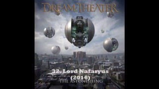 Top 50 Dream Theater songs