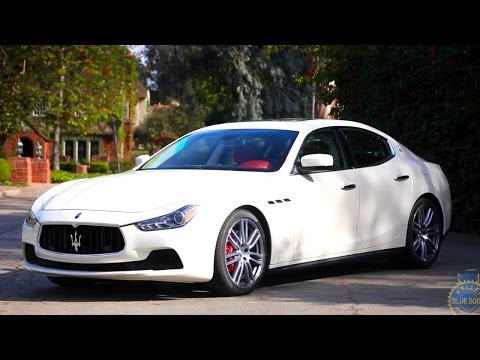 2014 Maserati Ghibli Review - Kelley Blue Book