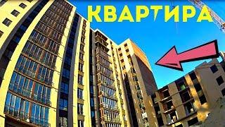 РУМ ТУР / ROOM TOUR / НОВАЯ КВАРТИРА В НОВОСТРОЕ / NEW HOUSE TOUR