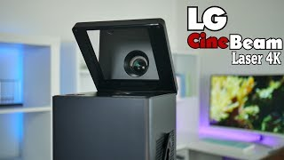 LG CineBeam 4K Laser Projector HU80KA Review - Simply Genius
