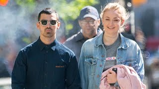 <b>Joe Jonas</b> And Sophie Turner Are Engaged  See The Ring