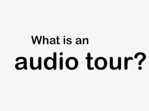 Video of Audio guides AudioViator