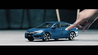 Honda Commercial #StayHome