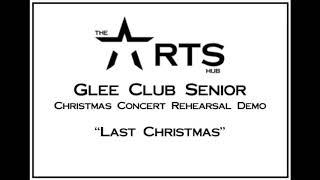 Last Christmas Girls Demo