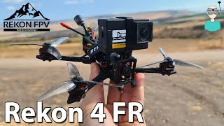 "Best 4"" Freestyle Quadcopter - RekonFPV Rekon 4 FR"