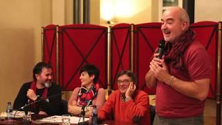 Presentación del poemario 'Los versos que nunca os dije', de Yasmina Álvarez Menéndez
