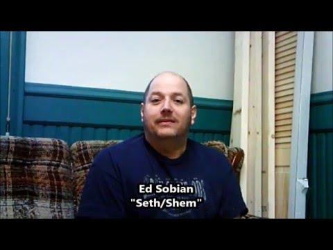 Ed Sobian as Seth/Shem I Children of Eden
