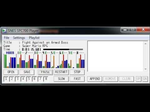 Smw Custom Music Track 95 - Super Mario RPG - Fight Against