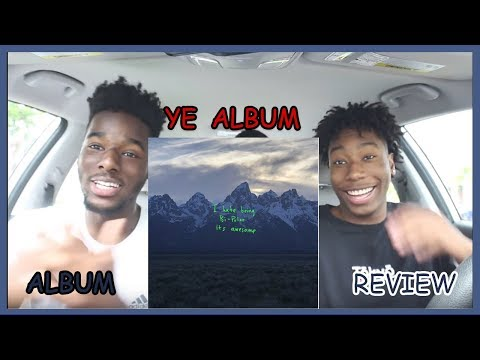 "Kanye West – ""YE"" Album Review/Reaction 