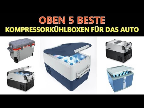 Besten Kompressorkühlboxen Für Das Auto 2018