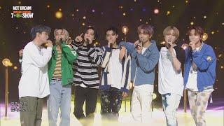 NCT DREAM 'Rainbow (책갈피)' Live Stage @7DREAM return! 7+맛=Show