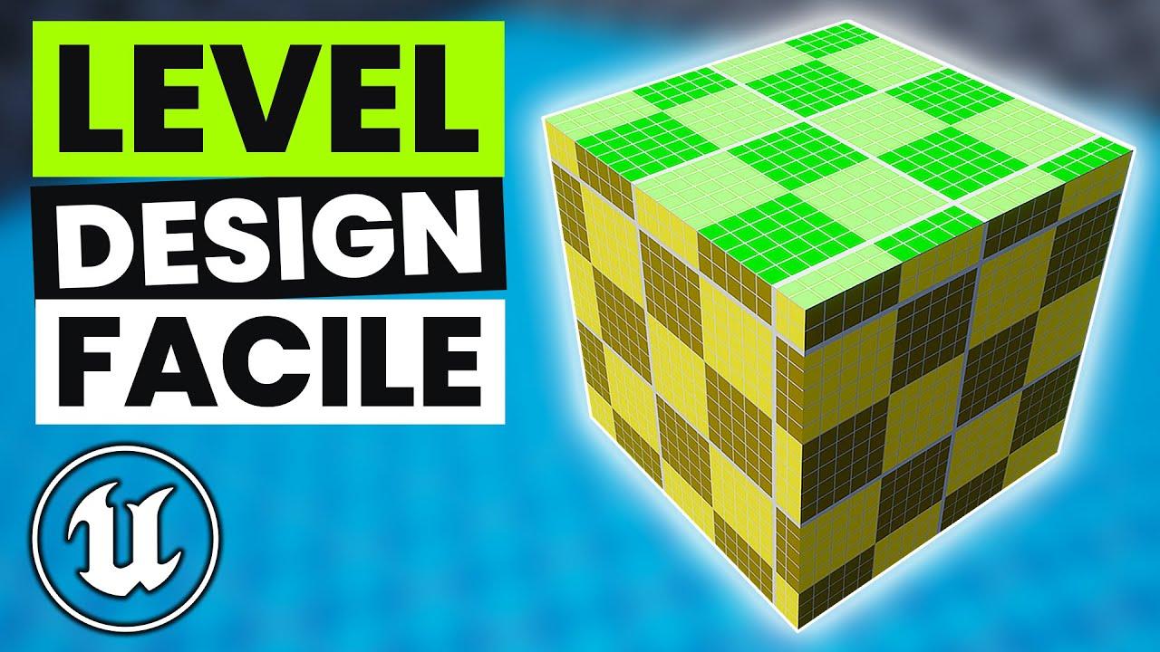 Level Design Facile sur Unreal Engine 4 🌄 | Tuto UE4 FR