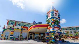 Legoland Hotel Review- Standard Room