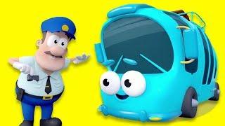 Mavi Otobüs Nerdesin? - Renkleri Öğreniyorum - Parmak Ailesi Şarkısı