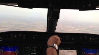 Landing in Kherson. Прилет в Херсон