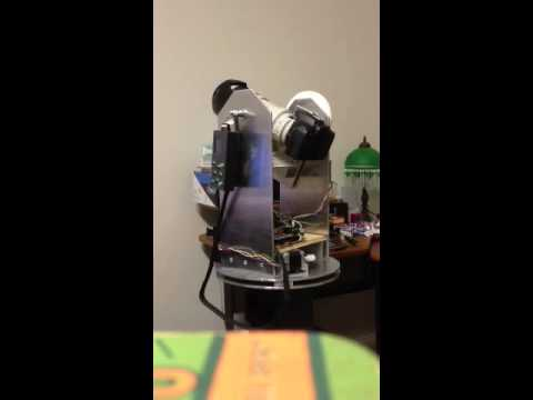 DIY Telescope Mount Version 2 | Radans Blog