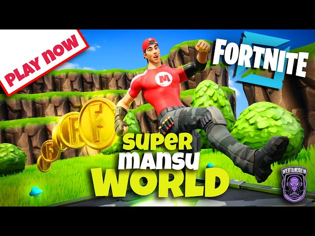 Super Mansu World