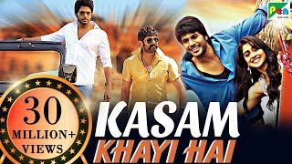 Kasam Khayi Hai | Full Telugu Hindi Dubbed Movie | Sundeep Kishan, Regina Cassandra