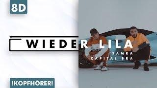 8D AUDIO | Samra & Capital Bra   Wieder Lila