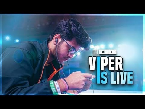 Short Chill Stream   PUBG Mobile   Powered By OnePlus