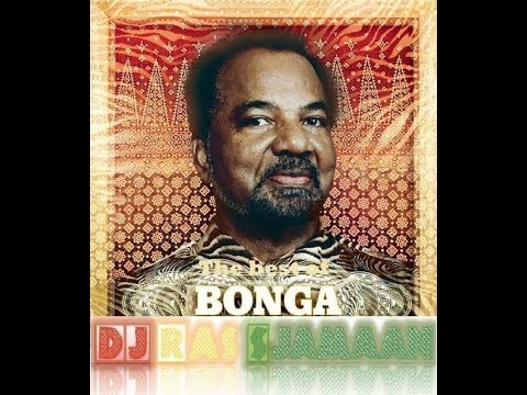 The Best Of Bonga (Angola) By DJ Ras Sjamaan