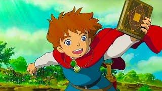 Ni No Kuni  Pelicula Completa En Español  Studio Ghibli 1080p