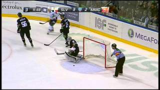 HC Slovan Bratislava - Metallurg Magnitogorsk 4:3 sn