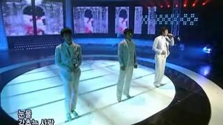 V.O.S - Better Half (브이오에스-반쪽) @SBS Inkigayo 인기가요 20080928