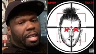 "50 Cent Reacts To Eminem KILLSHOT ""What Have You Got Yourself Into"""