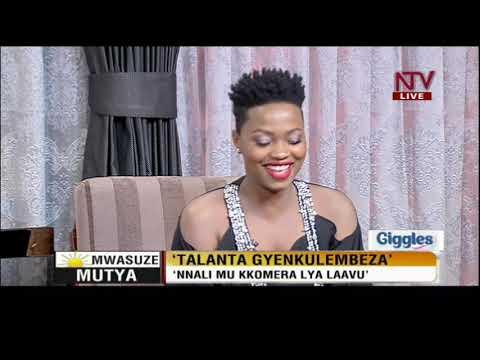 Mwasuze Mutya: Serena Bata akunyumiza ekkomera lya laavu