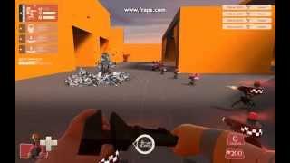 Metal Massacre achievement guide (tf2 mvm robot farm multi sentry)