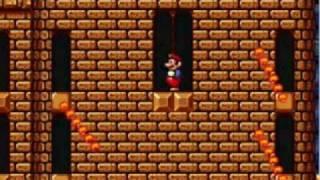 Bowser's Castle Part 1 - Super Mario Flash