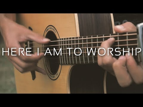 Here I Am To Worship - Tim Hughes (Fingerstyle Guitar Cover By Albert Gyorfi) [+TABS] Mp3