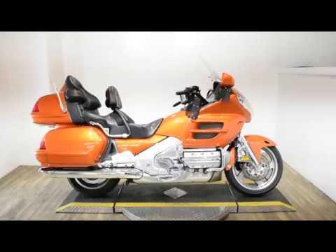 2002 Honda Gold Wing in Wauconda, Illinois - Video 1