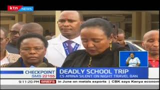 Road accident leaves 10 pupils dead and scores injured in Mwingi