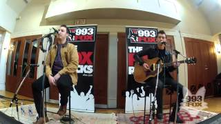 Arctic Monkeys - I Wanna Be Yours - Acoustic @ Fox Uninvited Guest 2013