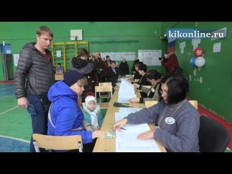 Выборы Президента России в Кургане