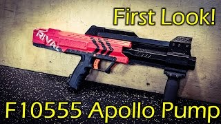 First Look! F10555 Apollo Pump Grip 3-D Printed Mod Unboxing