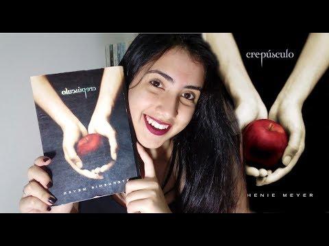 Crepúsculo | RESENHA | Leticia Ferfer | Livro Livro Meu