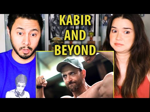 HRITHIK ROSHAN'S Transformation | Kabir And Beyond | The HRX Story | Reaction | Jaby Koay