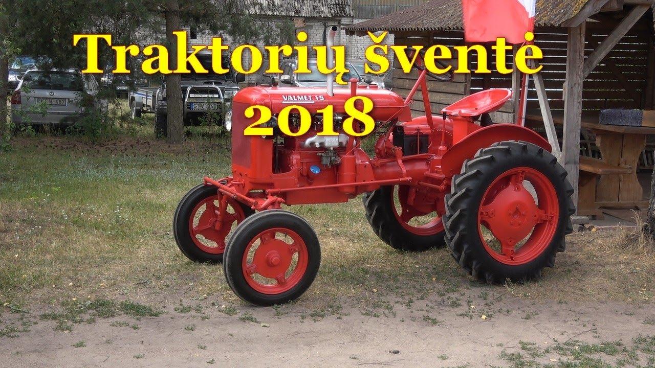 Traktorių šventė 2018