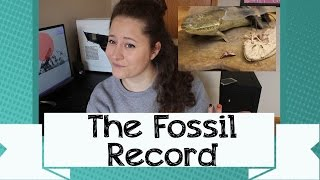 Geology: The Fossil Record